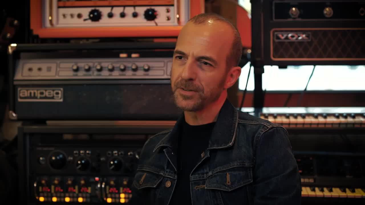 Media Calogero Interview pour la chanson