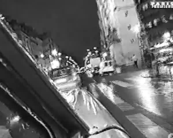 Media Calogero Paris dernière