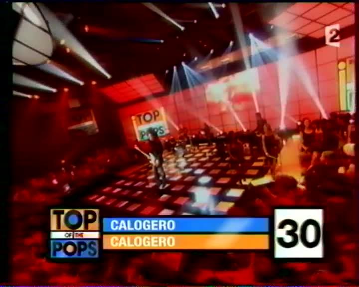 Media Calogero Top of the pops