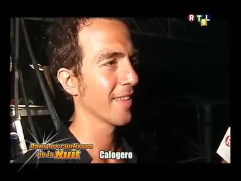 Media Calogero La nuit des stars
