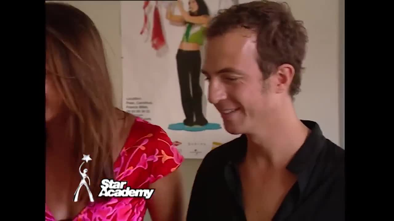Media Calogero Star Academy 3 - Prime 1