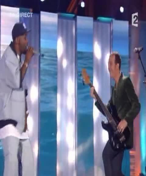 Media Calogero Fête de la musique au Trocadero