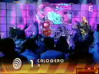 Media Calogero Top of the pops