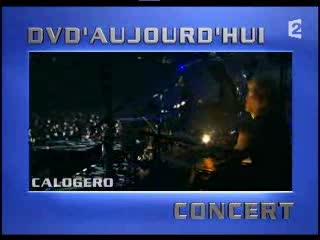 Media Calogero Dvd aujourd'hui