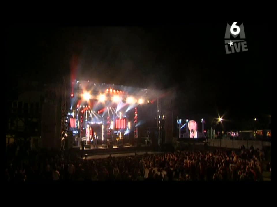 Media Calogero M6 Live