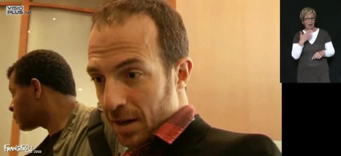 Media Calogero Interview par une enfant