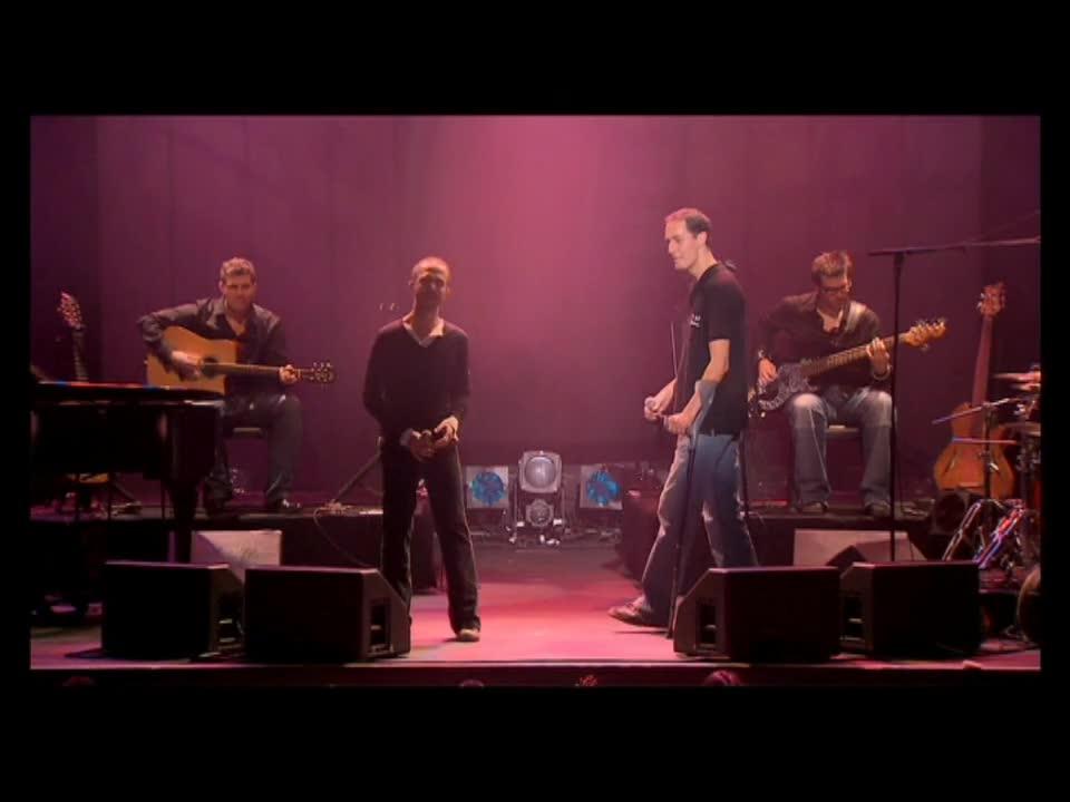 Media Calogero Concert à La Cigale