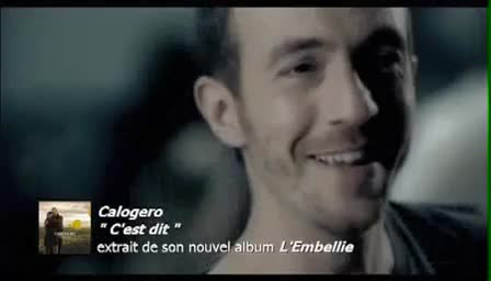 Media Calogero EPK + Secrets de fabrication de l'album