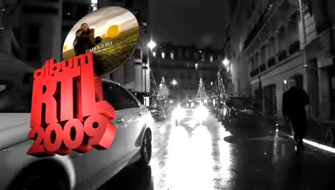 Media Calogero Album de l'Année 2009