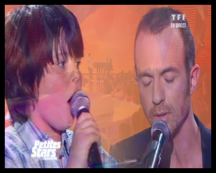 Media Calogero Petites stars le grand soir