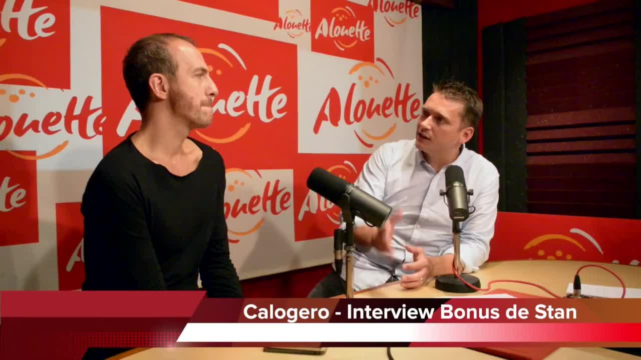Media Calogero Invité de Stan