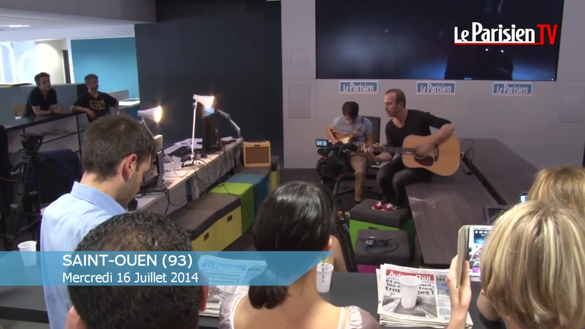 Media Calogero Le Live