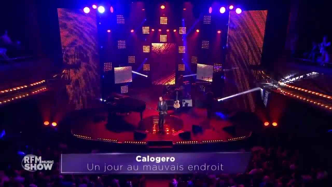 Media Calogero RFM Music Show