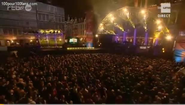 Media Calogero La fête FWB Live