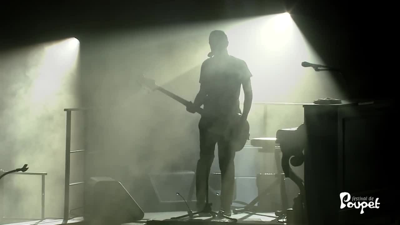 Media Calogero Reportage sur le concert