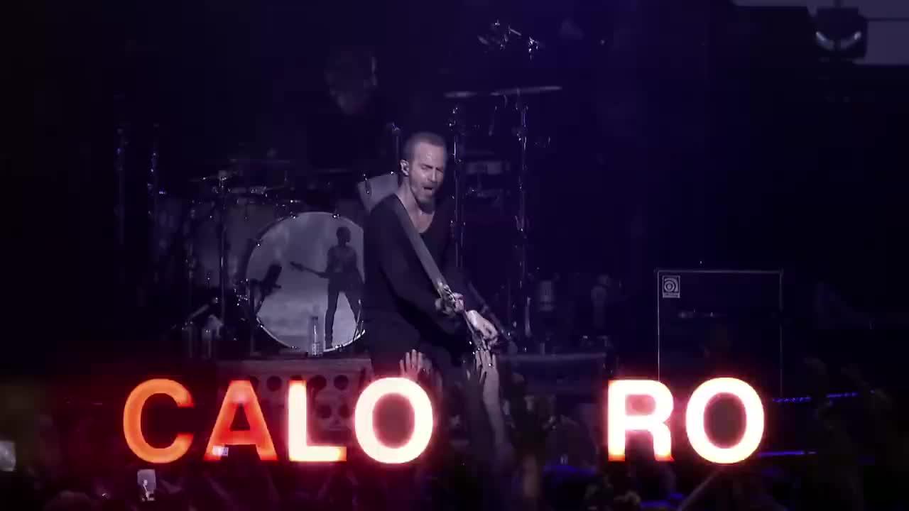 Media Calogero Promo du Live 2015