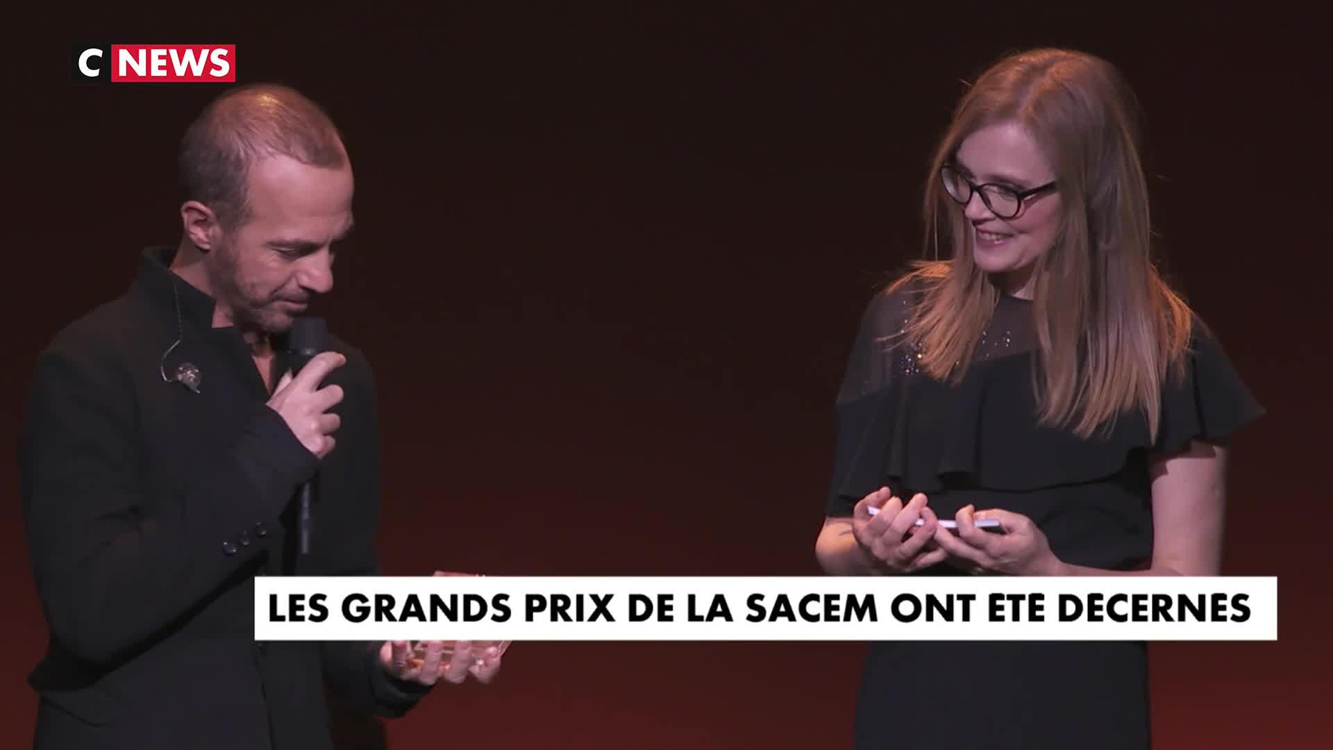 Media Calogero Reportage Prix Sacem