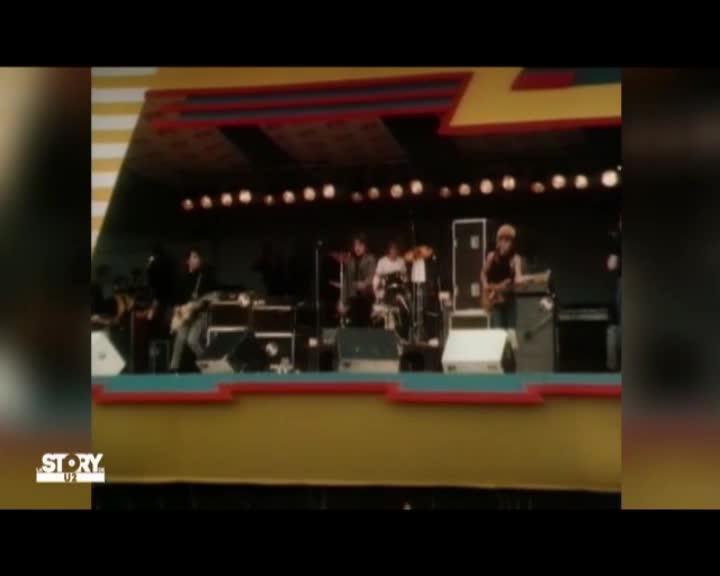 Media Calogero La story de U2
