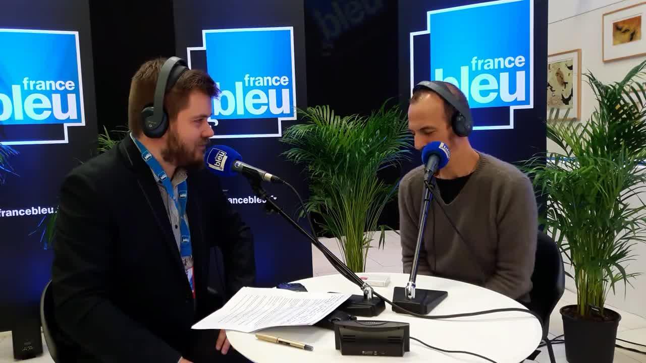 Media Calogero France Bleu Live