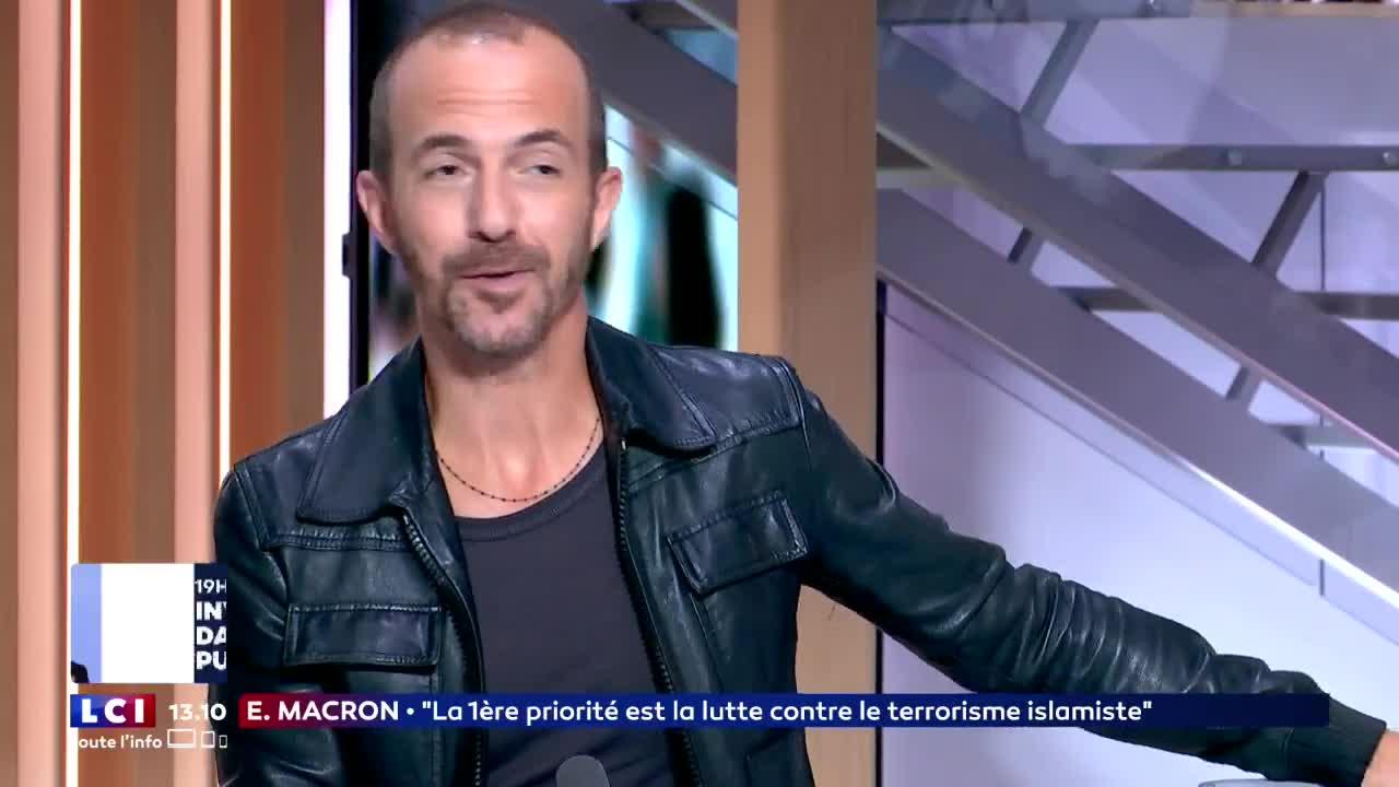 Media Calogero Carte Blanche