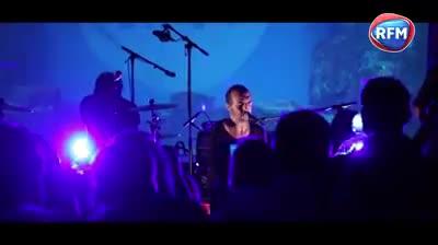 Media Calogero Concert privé RFM