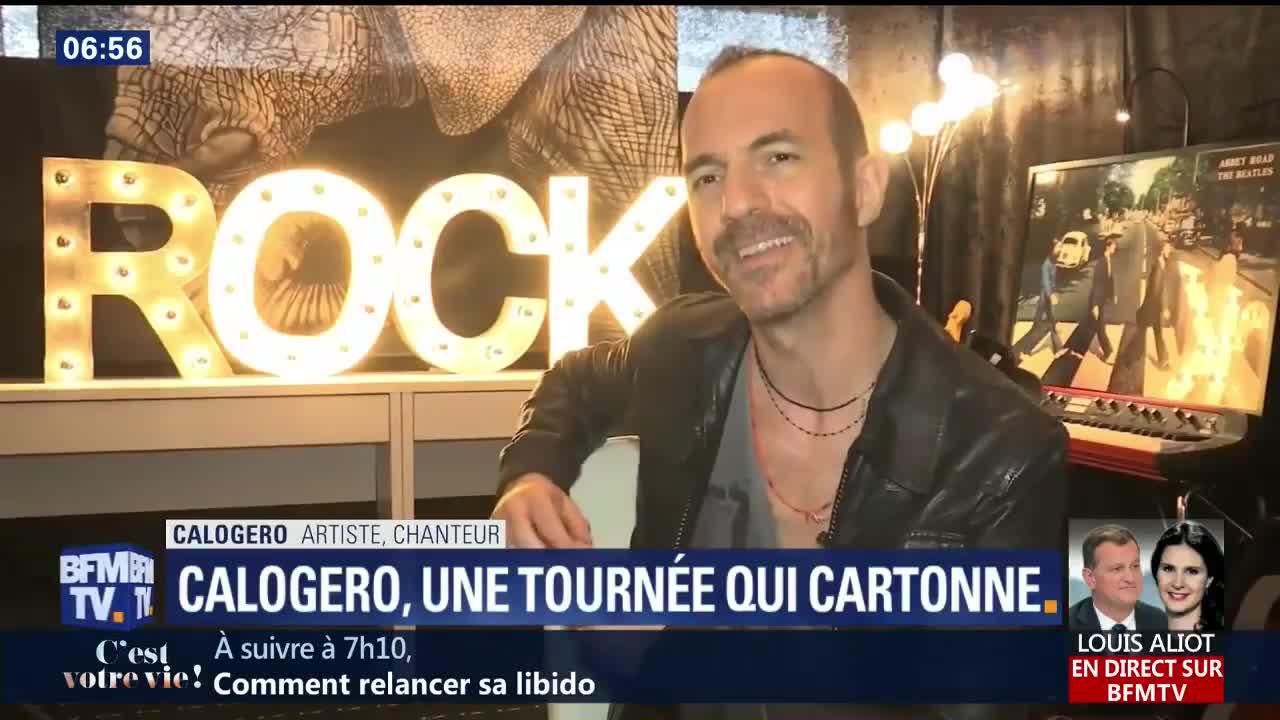 Media Calogero Première édition