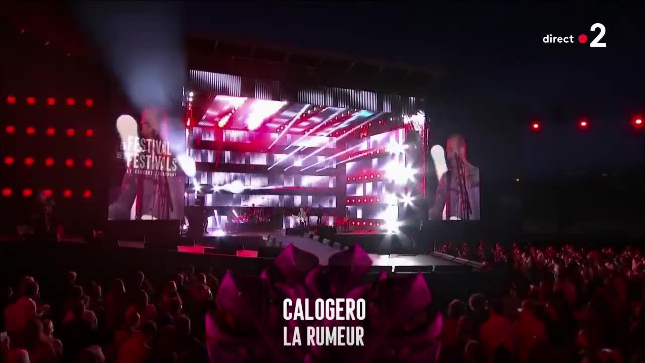 Media Calogero Le festival des festivals