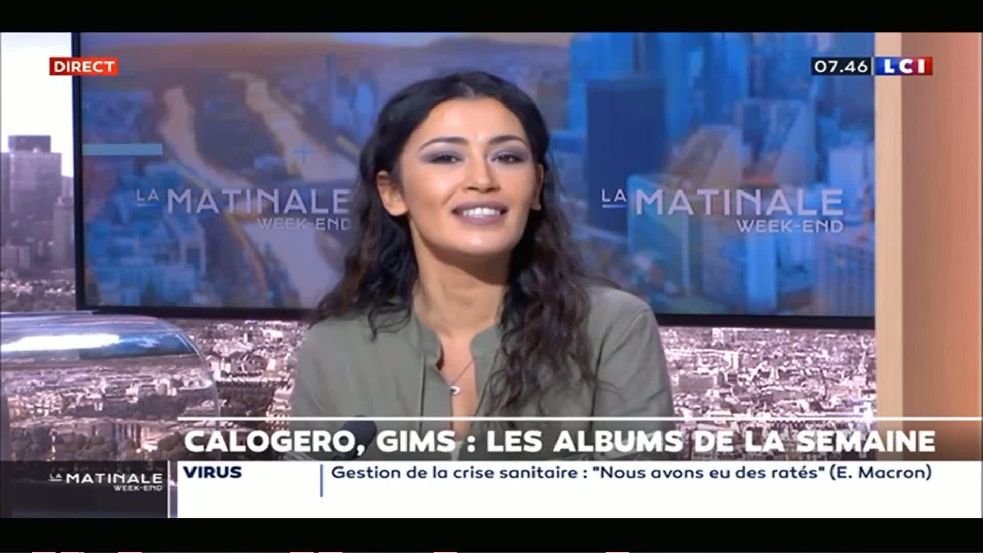 Media Calogero La Matinale