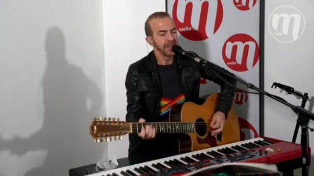 Media Calogero M Radio révéil