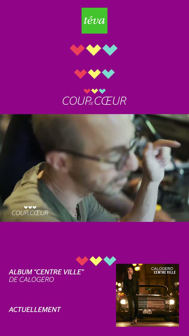 Media Calogero Coup de coeur