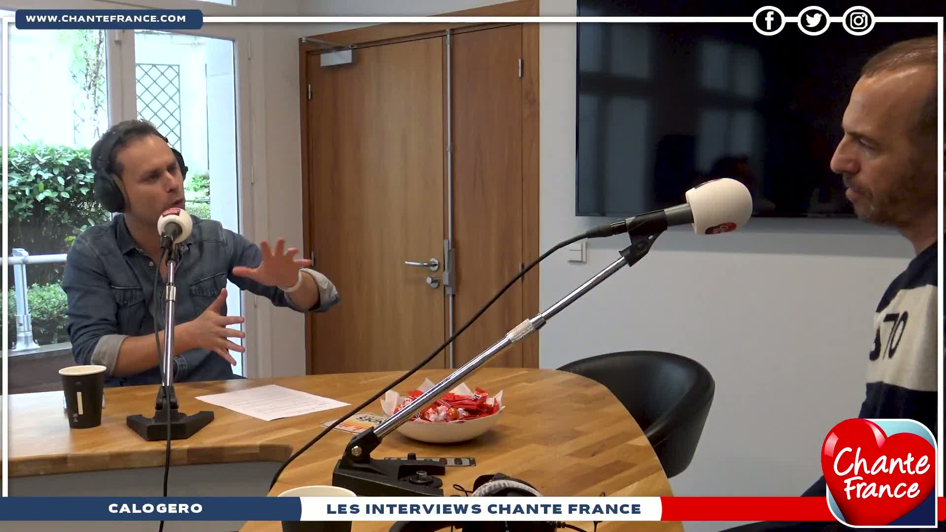 Media Calogero Interview complète
