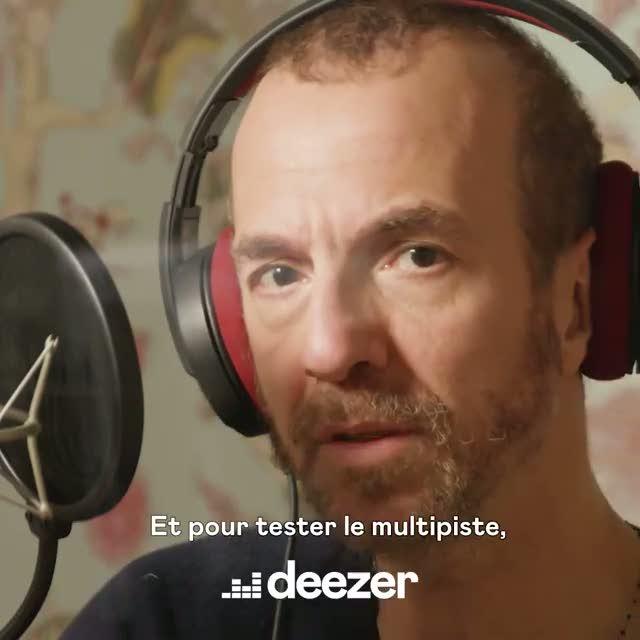 Media Calogero Tracké - Deezer Originals