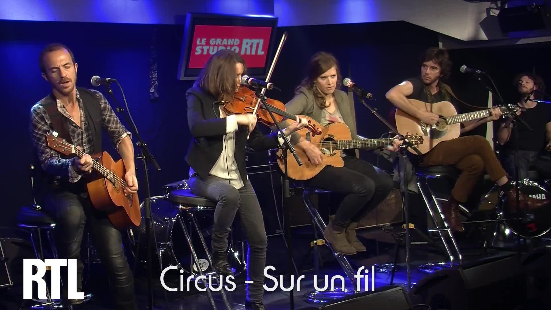 Media Circus Le Grand Studio